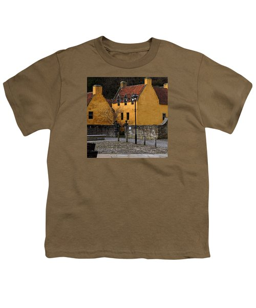 Youth T-Shirt featuring the photograph Culross by Jeremy Lavender Photography