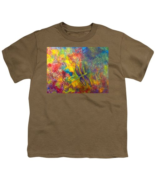 Darling Dragonfly Youth T-Shirt