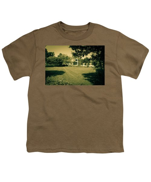 Days Bygone - The Hermitage Youth T-Shirt
