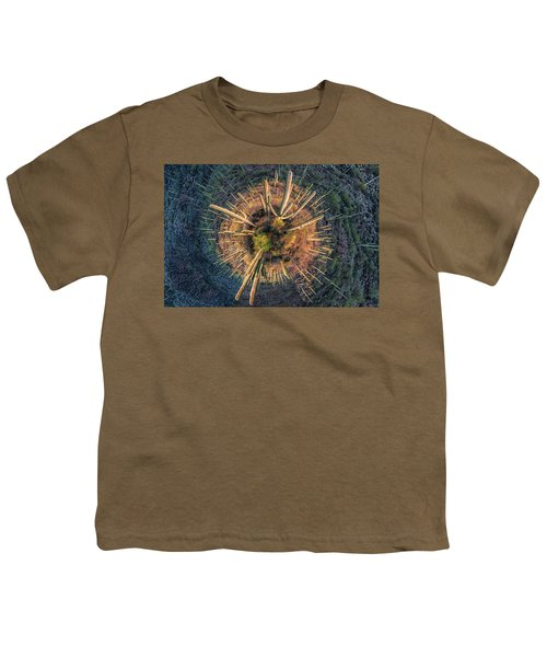 Desert Big Bang Youth T-Shirt