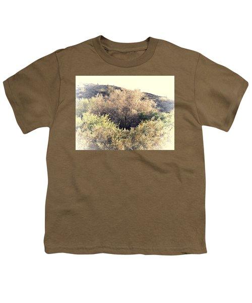 Desert Ironwood Afternoon Youth T-Shirt