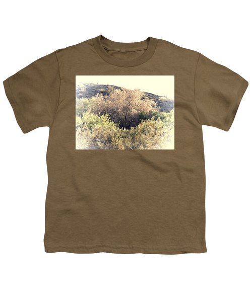 Desert Ironwood Afternoon Youth T-Shirt