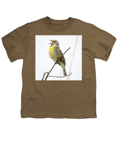 Dickcissel  Youth T-Shirt