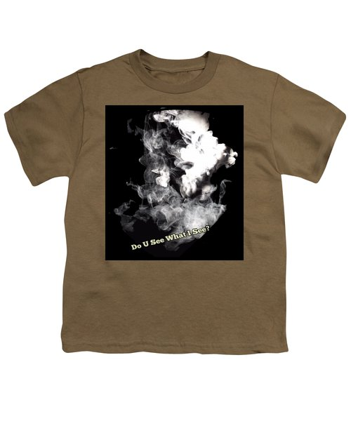 Do U See What I See? Youth T-Shirt