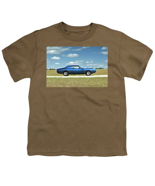 Dodge Charger Rt Youth T-Shirt
