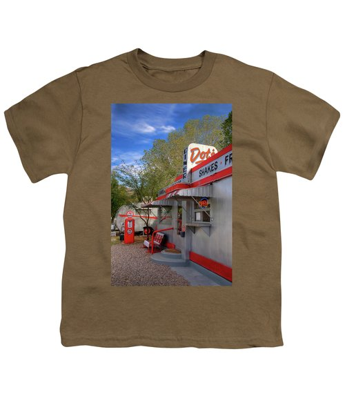Dot's Diner In Bisbee Youth T-Shirt