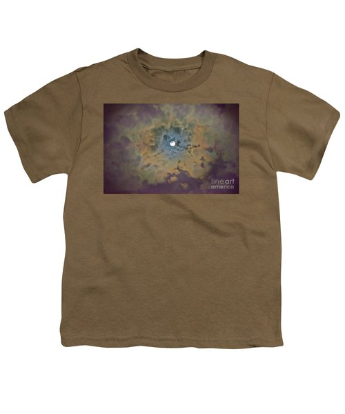 Dramatic Sky Youth T-Shirt