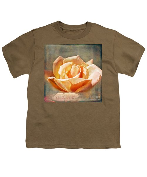 Youth T-Shirt featuring the photograph Dream by Linda Lees