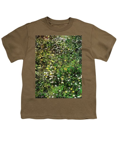Early Spring Beauty In Umbria Youth T-Shirt