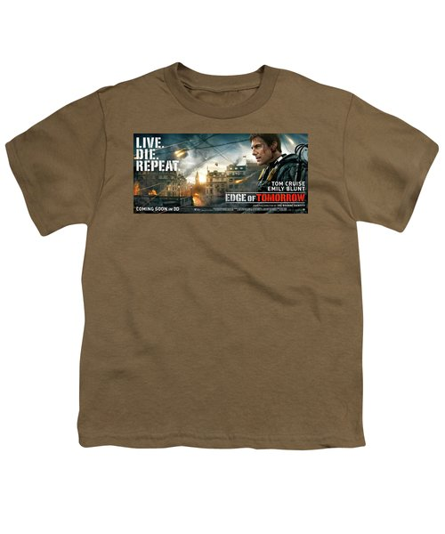 Edge Of Tomorrow Youth T-Shirt