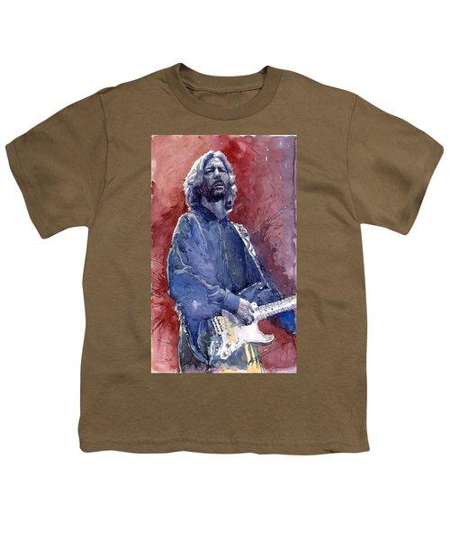 Eric Clapton 04 Youth T-Shirt