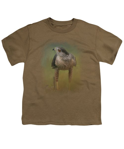 Evening Hawk Youth T-Shirt