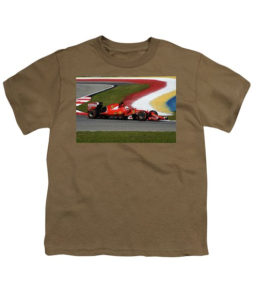Ferrari Sf15-t Youth T-Shirt