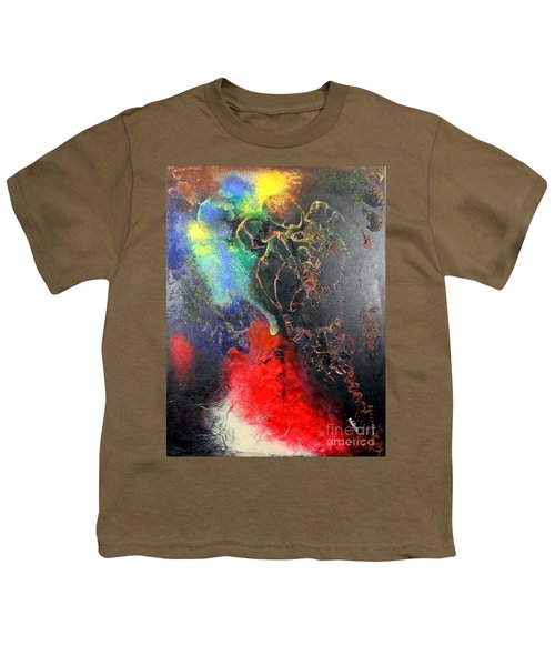 Fire Of Passion Youth T-Shirt