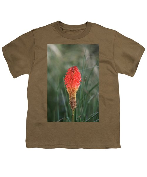 Youth T-Shirt featuring the photograph Firecracker by David Chandler