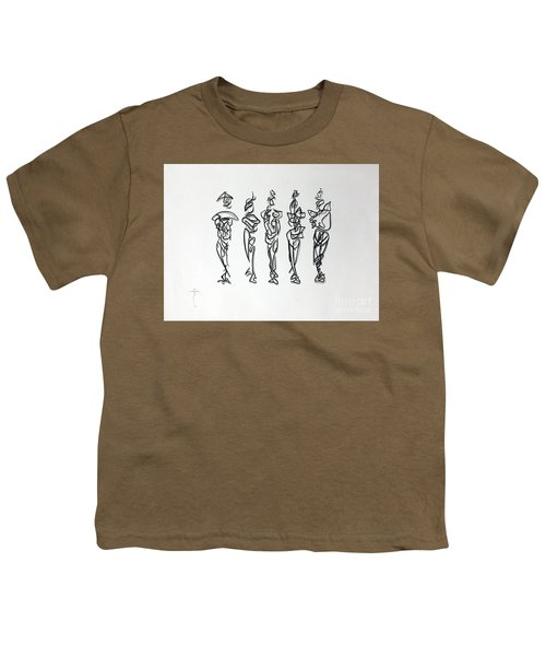Five Muses Youth T-Shirt