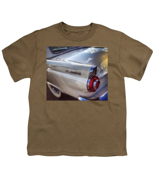 Ford Thunderbird Fender Color 2 Youth T-Shirt