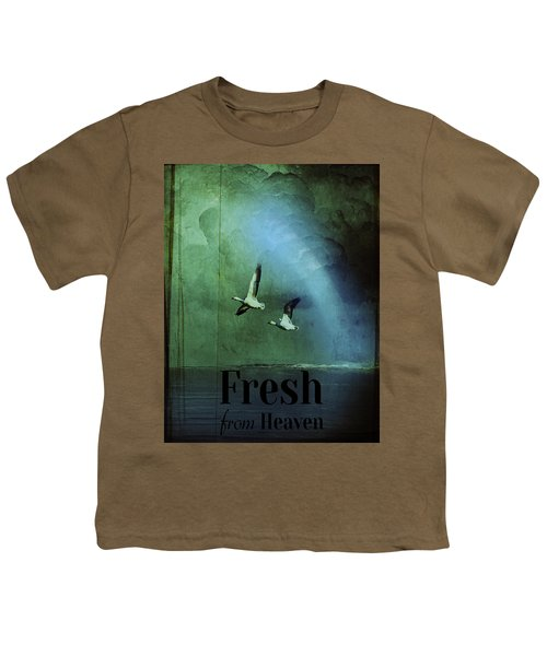 Fresh From Heaven Youth T-Shirt