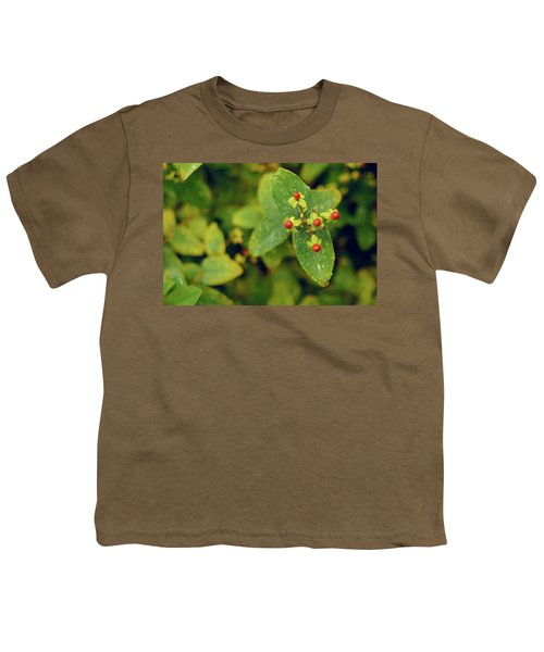 Fall Berry Youth T-Shirt