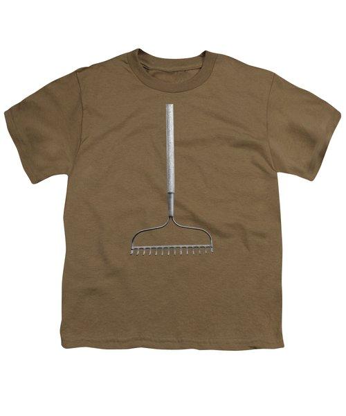 Garden Rake Up Youth T-Shirt