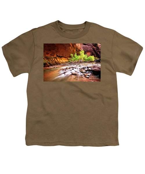 Gentle Flow Youth T-Shirt