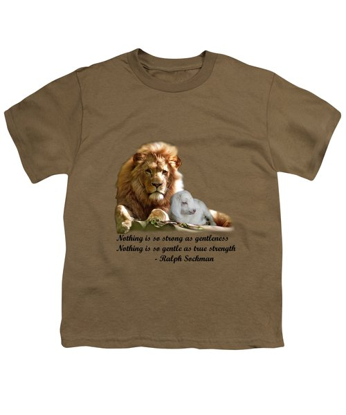 Gentle Strength Youth T-Shirt