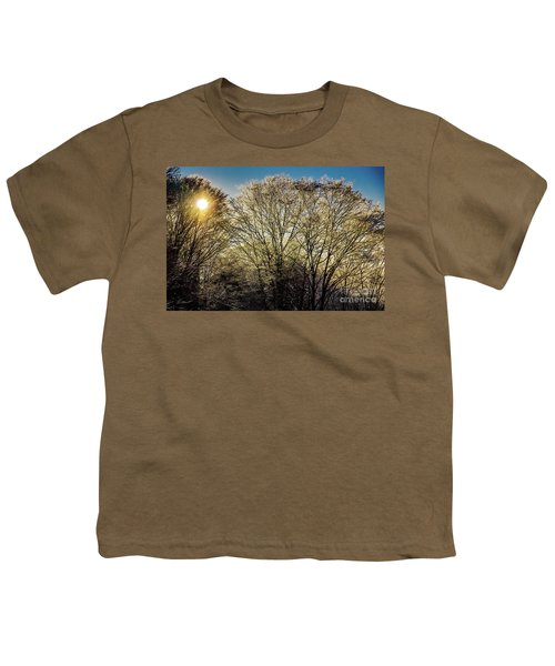 Golden Snow Youth T-Shirt