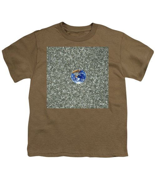 Gray Space Youth T-Shirt
