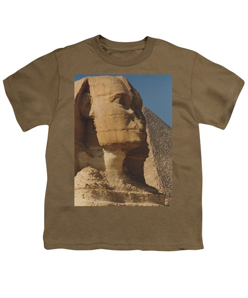 Great Sphinx Of Giza Youth T-Shirt