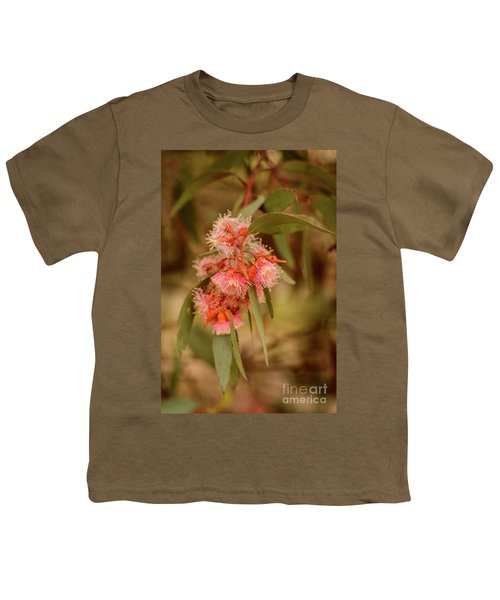 Youth T-Shirt featuring the photograph Gum Nuts 2 by Werner Padarin