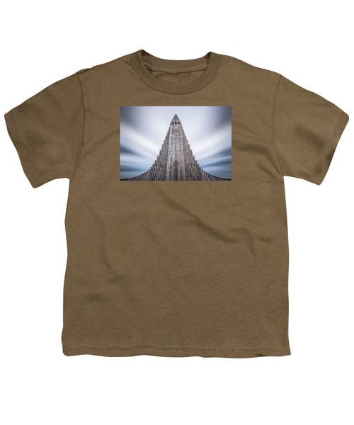 Hallgrimskirkja Cathedral Youth T-Shirt