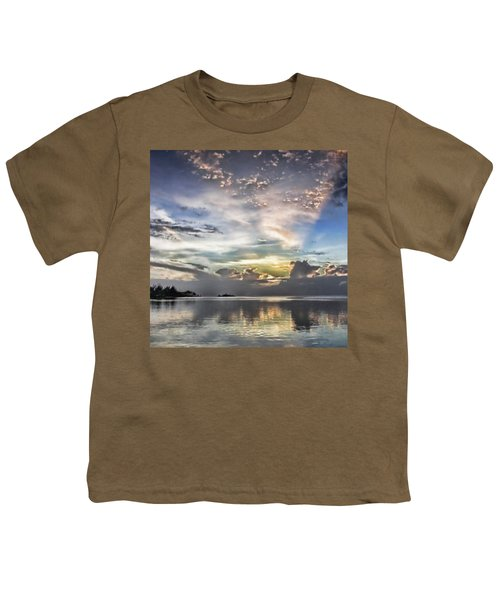 Heaven's Light - Coyaba, Ironshore Youth T-Shirt