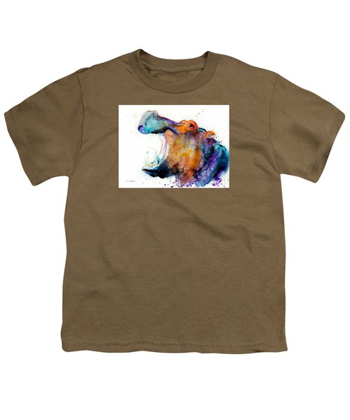 Hippo Youth T-Shirt