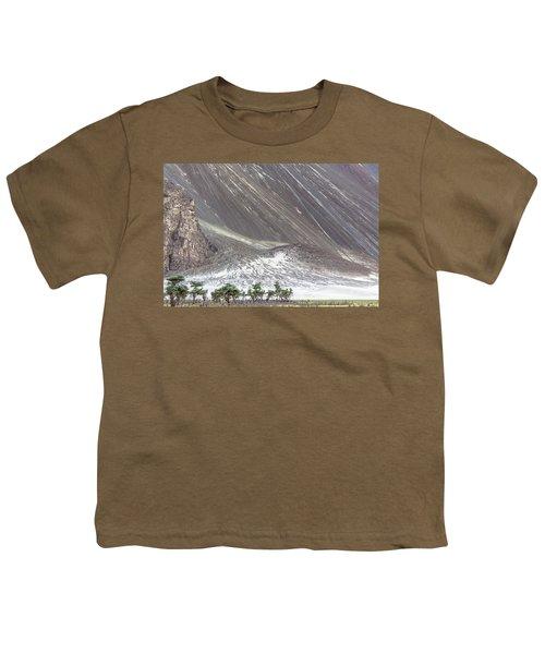 Hunder Desert Youth T-Shirt by Hitendra SINKAR