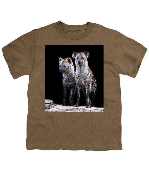 Hyena Lookout Youth T-Shirt