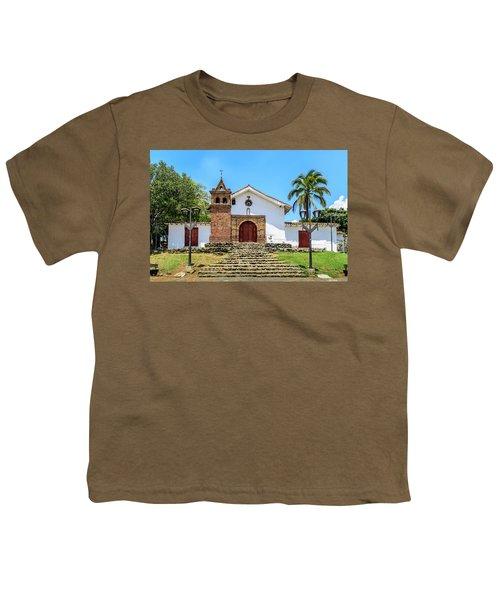 Iglesia De San Antonio Youth T-Shirt