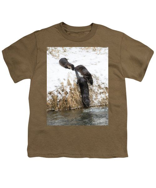 Is It Cold Youth T-Shirt