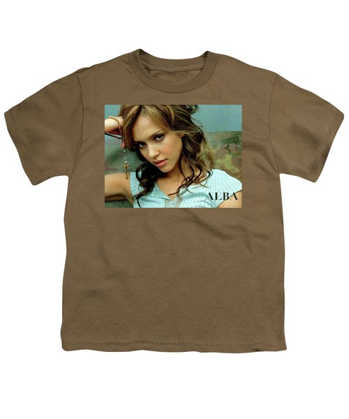 Jessica Alaba Youth T-Shirt