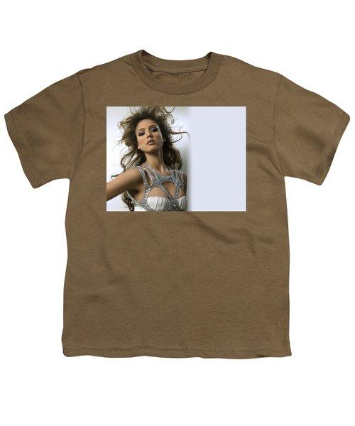 Jessica Alba 47 Youth T-Shirt