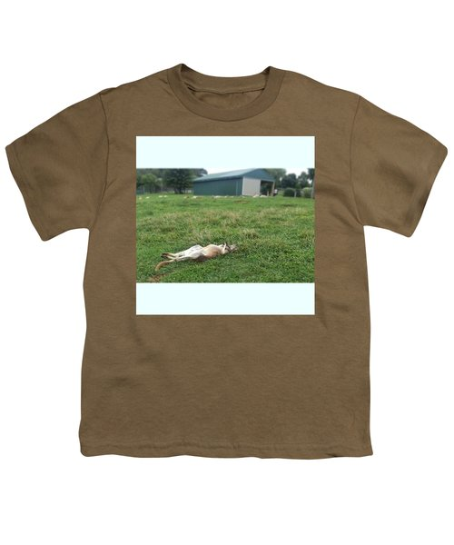Kangaroo Youth T-Shirt
