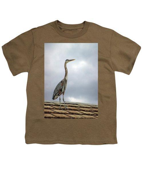 Keeping Watch Youth T-Shirt