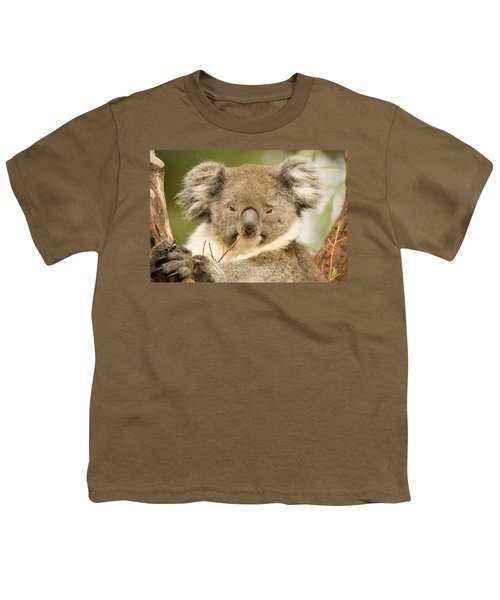 Koala Snack Youth T-Shirt