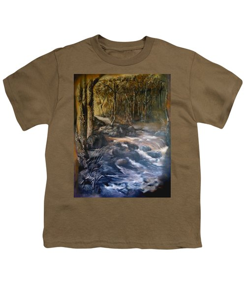 La Rance Youth T-Shirt by Silk Alchemy