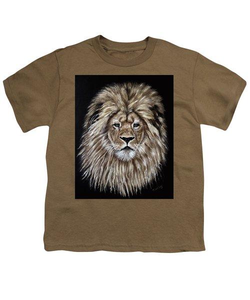 Leonardo Youth T-Shirt by Teresa Wing