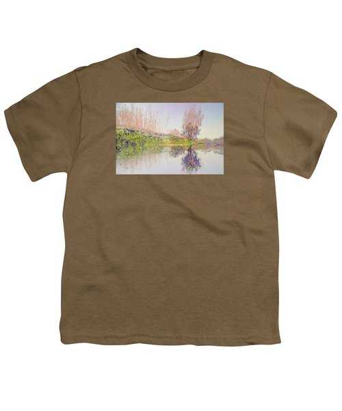Life In The Water Villages Youth T-Shirt