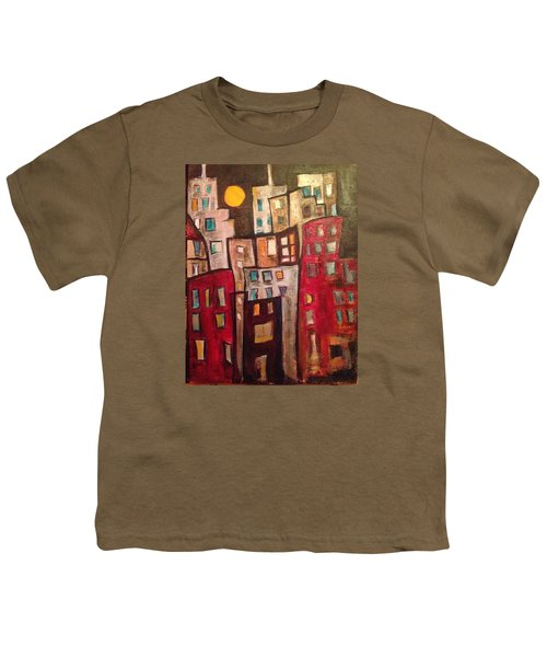 Lively City 1 Youth T-Shirt