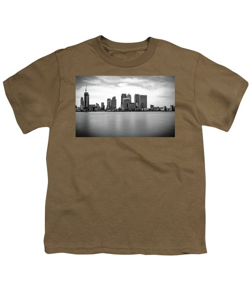 London Docklands Youth T-Shirt by Martin Newman