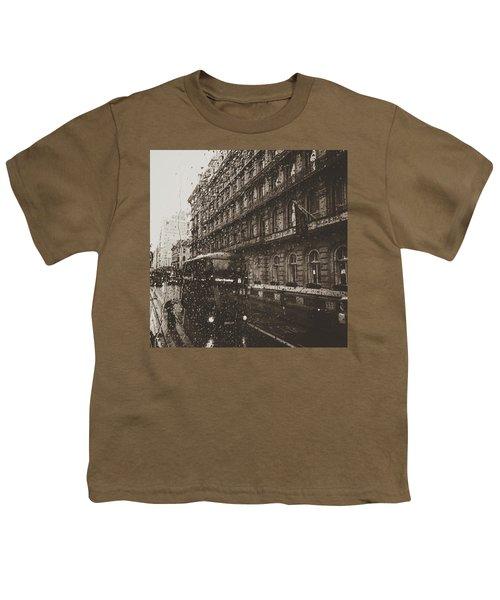 London Rain Youth T-Shirt