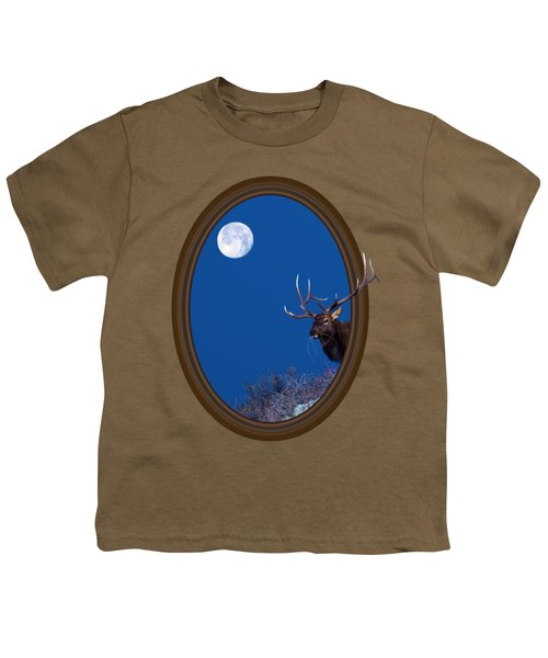 Looking Beyond Youth T-Shirt by Shane Bechler