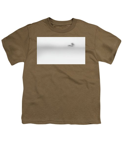 Youth T-Shirt featuring the photograph Lost Island by Bill Wakeley